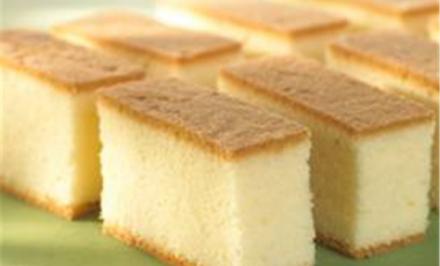 Piškótový koláč bez vajec a cholesterolu