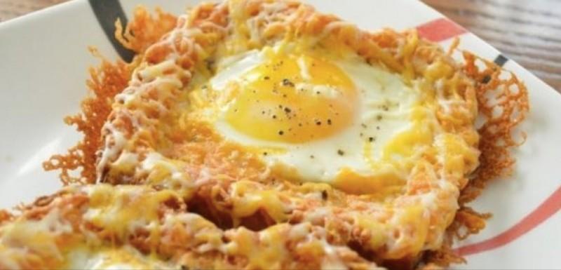 Chleba ve vajíčku na nový způsob bez obalování a s lepší chutí recept