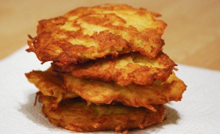 Najjednoduchší recept na najchrumkavejšie zemiakové placky podľa receptu starých mám