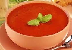 Jednoduchá paradajková polievka. Príprava je nenáročná a rýchla.