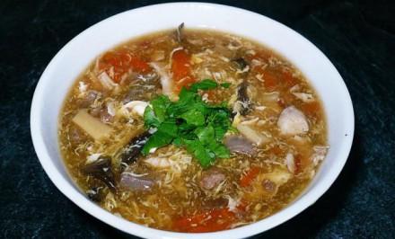 Jarkina čínska ostrokyslá polievka