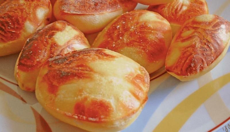 Nafouknuté pečené brambory na zdravý způsob recept