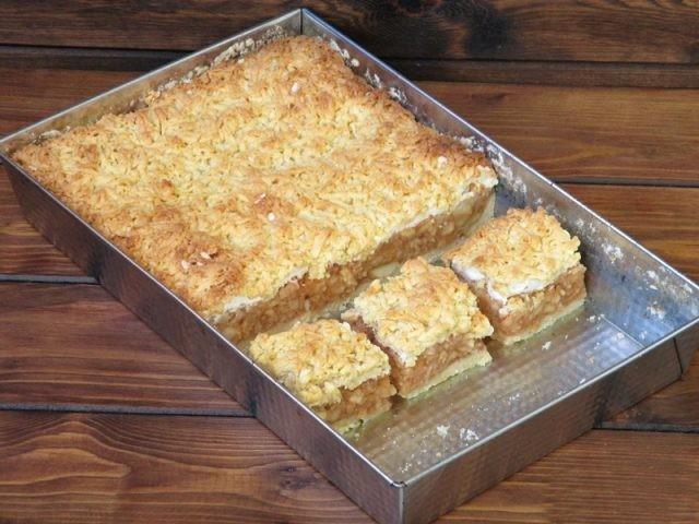 Vídeňský jablečný koláč, největší hit recept