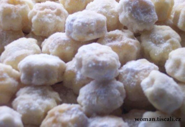 Luxusní tvarohové těsto na sváteční cukroví recept