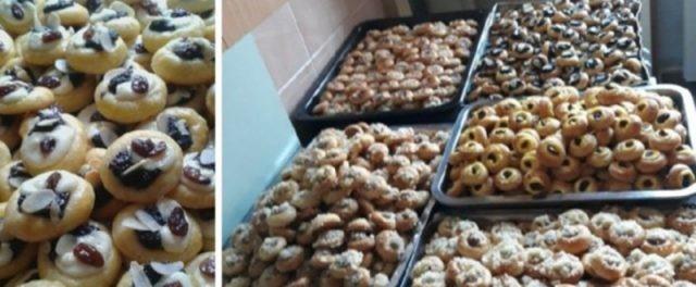 Moravské koláčky pro návštěvy bez kynutí recept