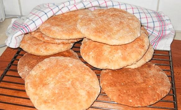 Vynikající švédské placky z ovesných vloček, skvěle nahradí chleba, recept