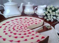 Torta bez pečenia s marshmallow a smotanou