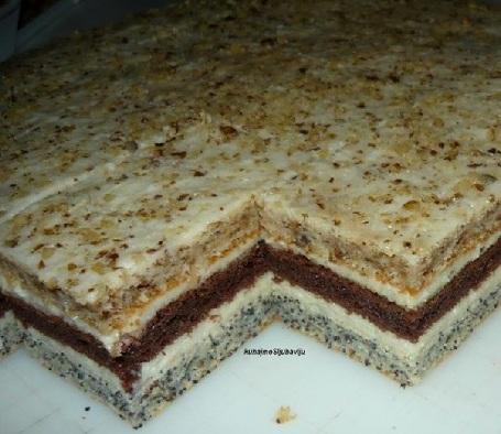 Premlčaný koláč – perfektný tip na báječný nedeľný dezert