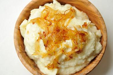 Fučka – jednoduchá klasika zo zemiakov bez mlieka