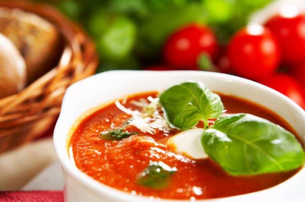 Fantastická rajčinová polievka