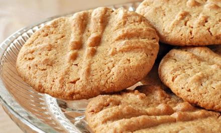 Šálkové sušienky len z 3 ingrediencií