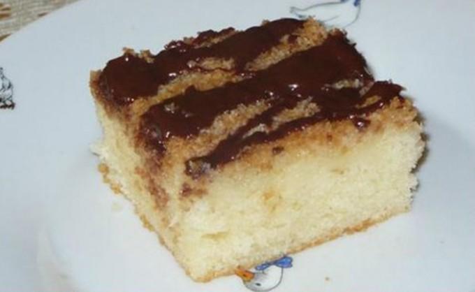 Rychlý hrnkový kokosový koláč