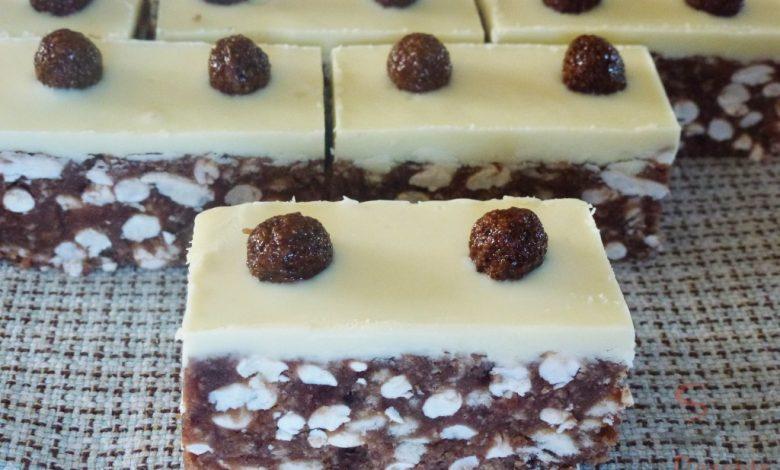 Neodolatelná sladká čokoládová dobrůtka bez pečení