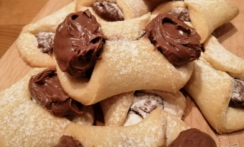 Měkké, lehké a nesmírně chutné koláčky s nutellou
