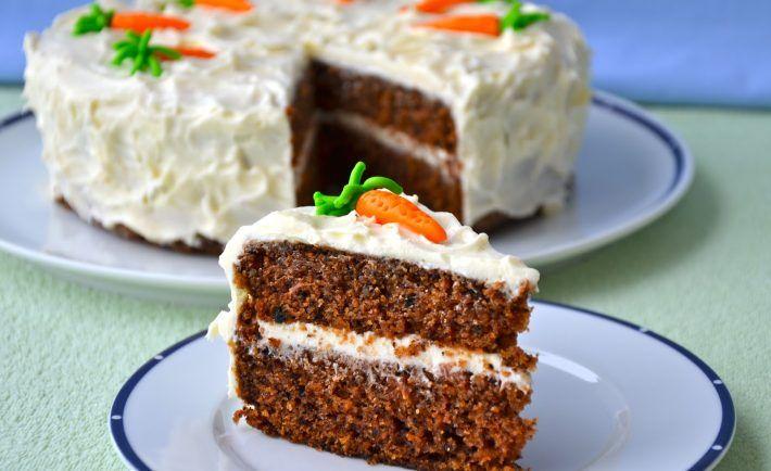 Mrkvový dort – lahodný a chutný