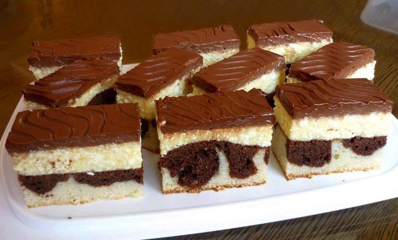 Úžasný tvarohový koláč