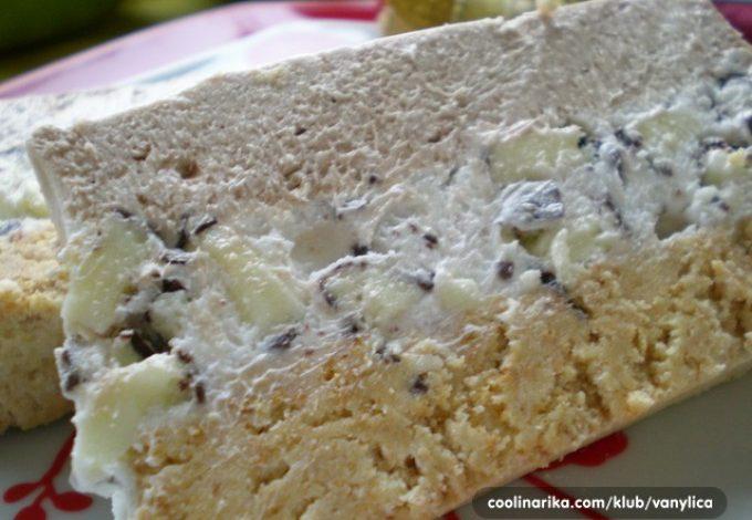 Řecká domácí zmrzlina TRIKOLÓRA