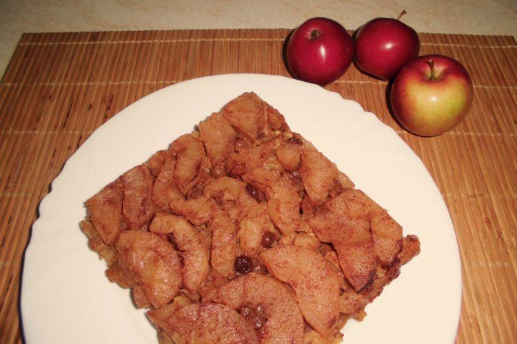 Jablečný koláč bez výčitek