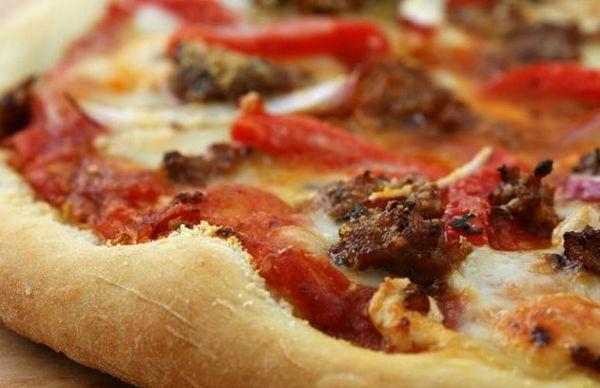 Originál Talianska pizza z vidieka