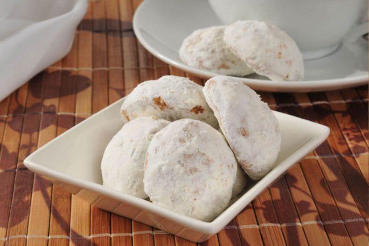Jednoduché cukroví – Ruské čajové sušenky