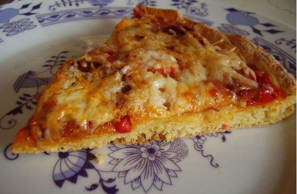 Najlepšie pikantná Pizza z netradičného cesta