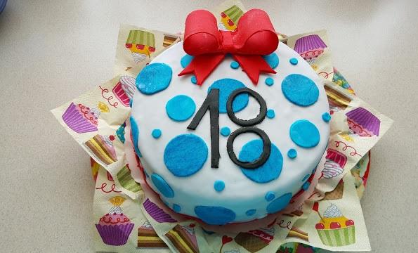 Najkrajšia Narodeninová torta