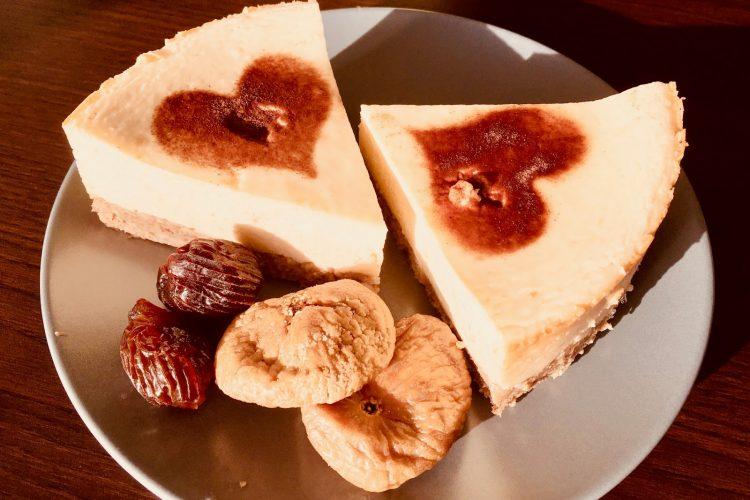 Snídaňový dort z ovesných vloček a tvarohu
