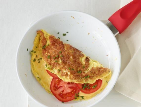 Jednoduchá raňajková omeleta, ktorá ťa naštartuje do pracovného dňa a pripraví na šéfa…
