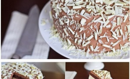Tvarohovo – čokoládový dezert pri ktorom sa zapotíte a pochutíte.