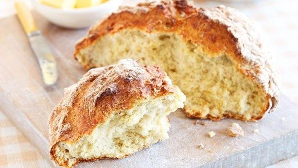 Írsky chlieb – bez kysnutia, bez droždia a bez miesenia