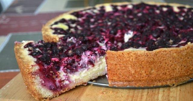 Čerešňový koláč podľa babičkinho receptu