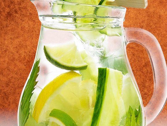 Limonáda na chudnutie