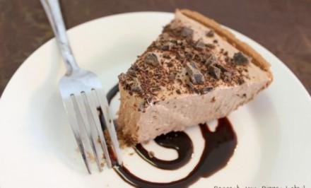 Rýchly nepečený nutelový cheesecake