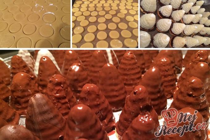 Kokosovo-ořechové mlsání – DĚLBUCHY