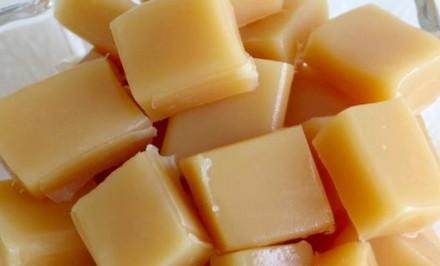 Domáce karamelky nielen pre deti