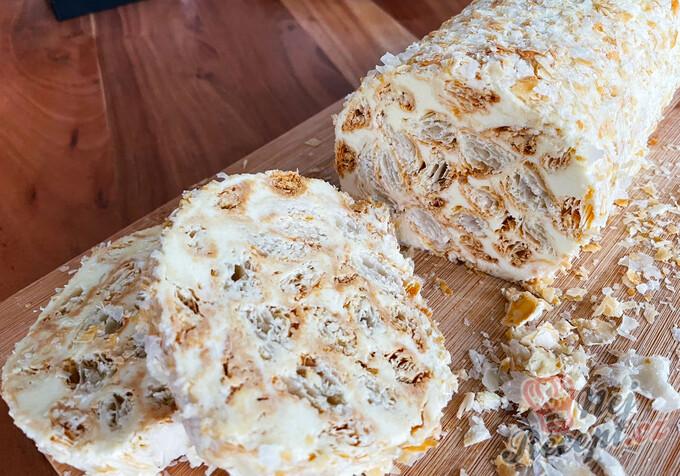 Jen 3 suroviny vám postačí na přípravu dokonalé listové rolády se salkem