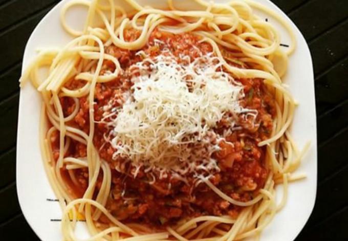 Sojové špagety