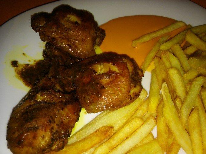 Marinované kuřecí kousky