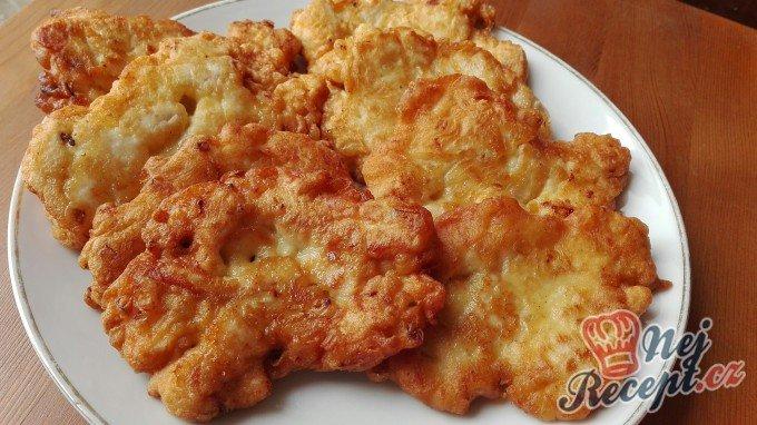 Smažené kuřecí placky – jemné a velmi chutné