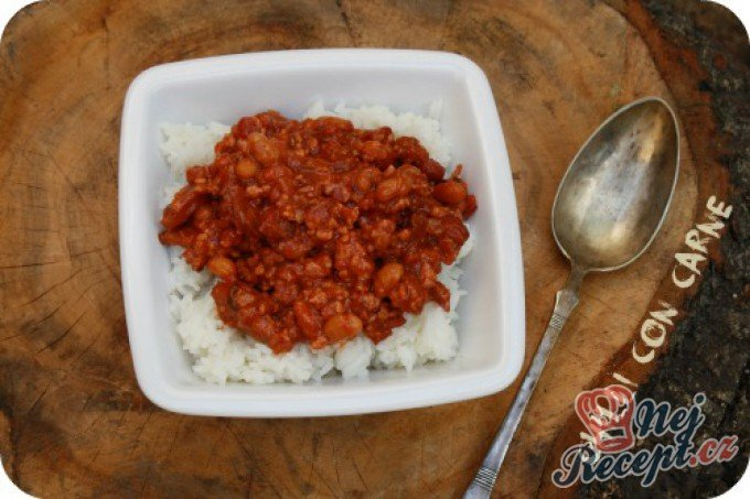 Chilli con carne – snadno a rychle