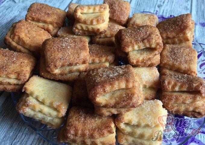 Křehoučké koláčky z tvarohu na celý týden. Pouze 3 suroviny a sladká pochoutka je na světě.