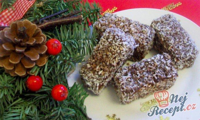 Kokosoví ježci – tradiční recept