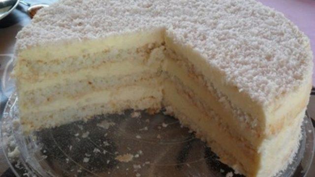 RAFFAELLO dort připravený za 30 minut