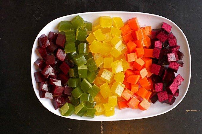 Zdravé, domácí bonbóny plné vitamínů