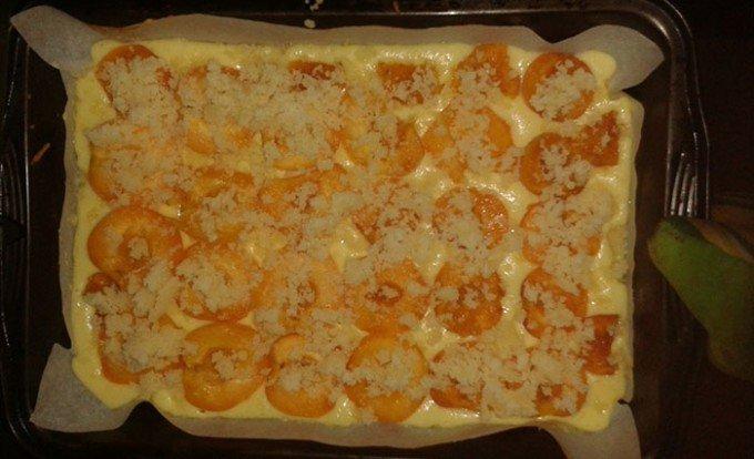 Meruňkový koláč ála Martina