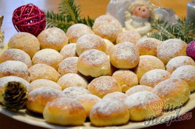 Kynuté vánoční bochánky