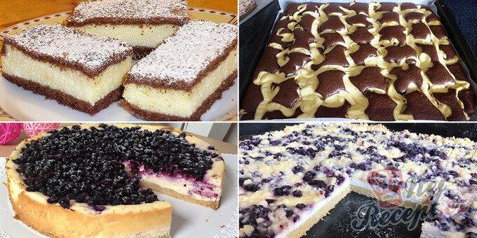Sbírka 22 receptů na fantastické tvarohové koláče, které si zamilujete.
